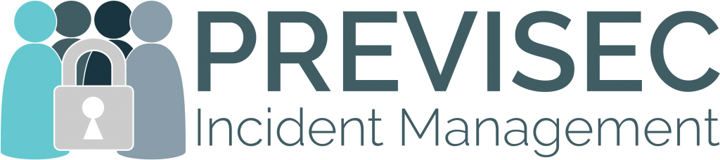 PREVISEC Incident Management Logo