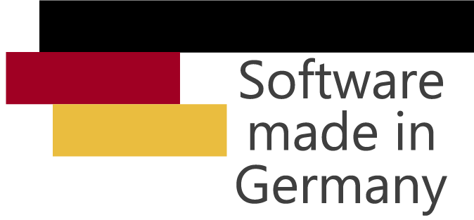 Software Made in Germany Logo